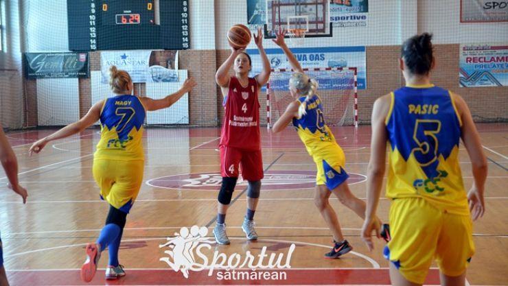 Baschet | CSM Satu Mare - Univ. Goldiș ICIM Arad, meci decisiv pentru locul șase