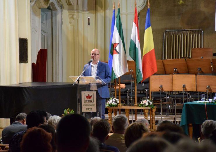 Kereskenyi Gabor, reales președinte al Organizației municipale a UDMR Satu Mare