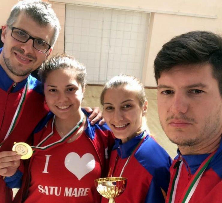 Adrian Szilagyi şi Andrei Timoce vor trage la Campionatul Mondial de spadă