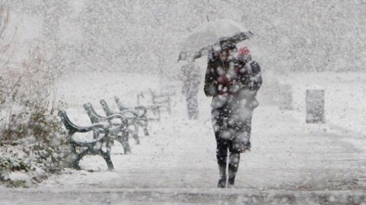 O nouă avertizare meteo | Cod galben de ninsori, viscol și polei