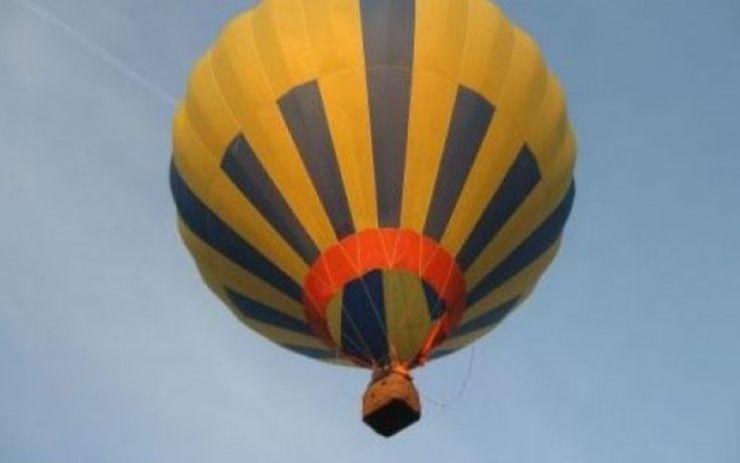 Se AMÂNĂ pentru duminică zborul cu balonul cu aer cald programat mâine în cadrul weekend-ului Eco Sportiv Sătmărean