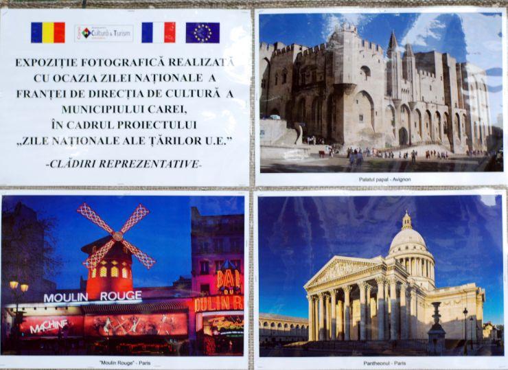 Ziua Franței, marcată la Carei