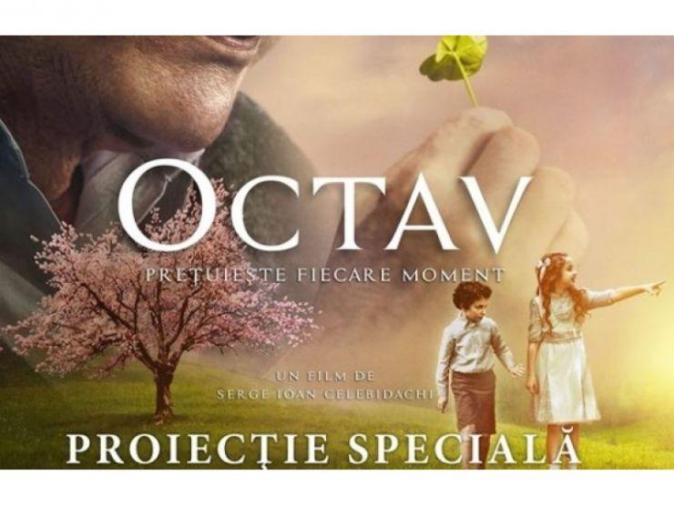 """Filmul """"Octav"""" va avea o proiecție specială la Satu Mare"""