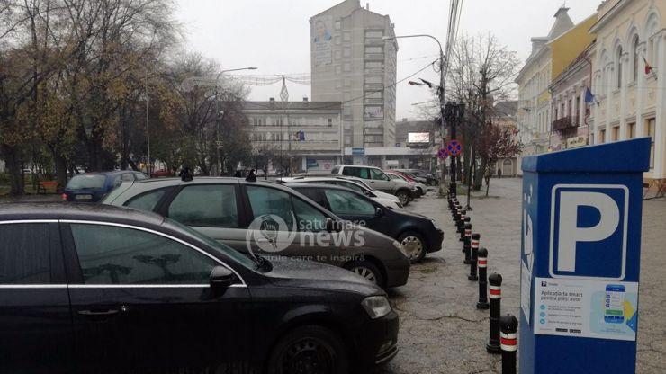 Primăria vrea să dubleze tarifele de parcare în Zona A. Cresc amenzile, dar și abonamentele