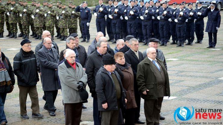 Au fost comemorați eroii Revoluţiei din 1989