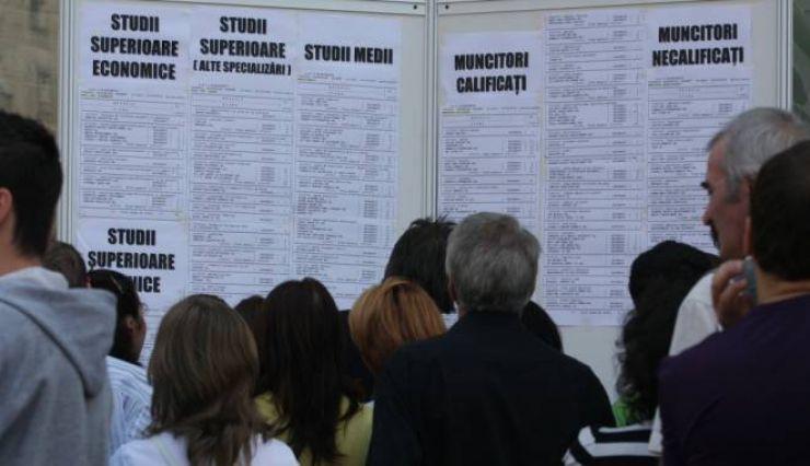 Peste 560 locuri de muncă vacante în județul Satu Mare