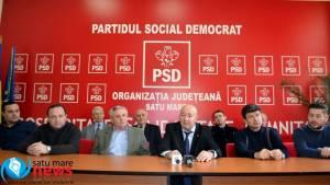 Dorel Coica a prelua conducerea PSD Satu Mare