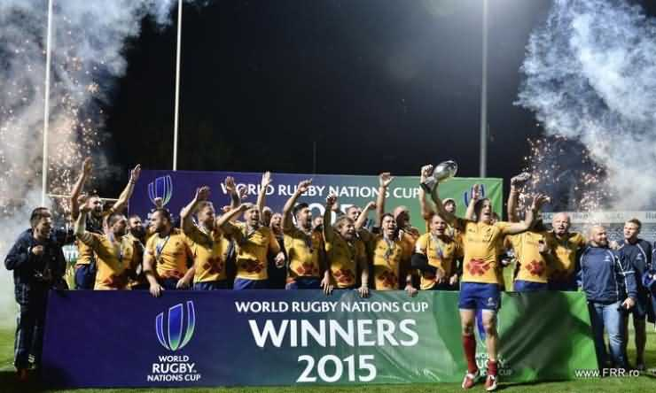 RUGBY | Stejarii au cucerit trofeul WORLD RUGBY NATIONS CUP