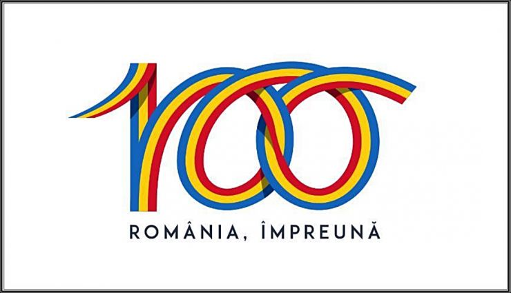 FOTO | Românii, invitaţi să voteze online logo-ul Centenarului Marii Uniri de la 1918