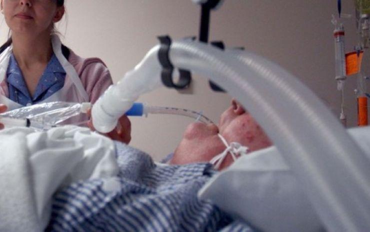 Readus la viață după un stop cardio-respirator