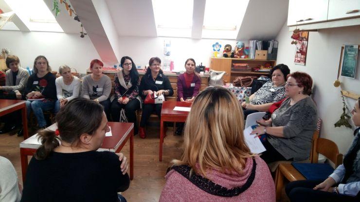 Curs de perfecționare pentru educatoare și sprijin financiar pentru grădinițe