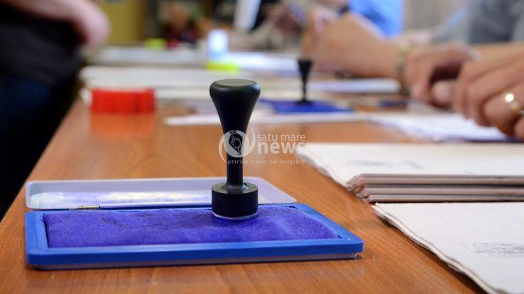 Alegeri locale 2016. Prezența la vot în Satu Mare, rezultate finale