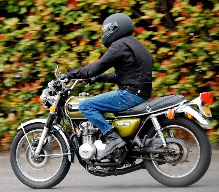 Bărbat din Călinești Oaș, cu dosar penal la Moftinu Mic. A condus o motocicletă neînmatriculată, fără permis