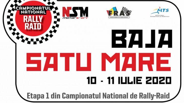 BAJA SatuMare | Astăzi se dă startul Campionatului Naţional de Rally Raid