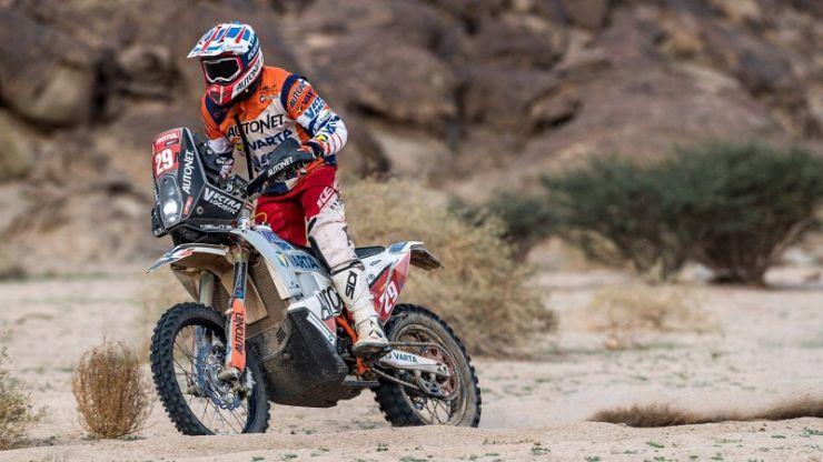 Dakar 2021 | Ziua 11 | Emanuel Gyenes a urcat în top 25 în clasamentul general
