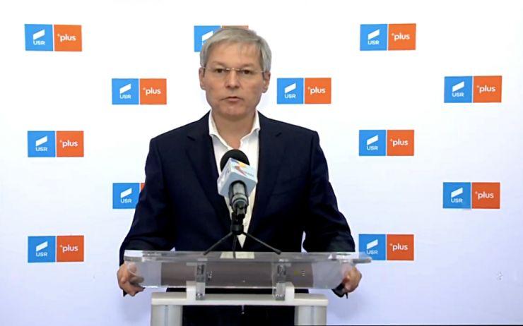 USR a prezentat lista miniștrilor din Guvernul Cioloș și programul de guvernare