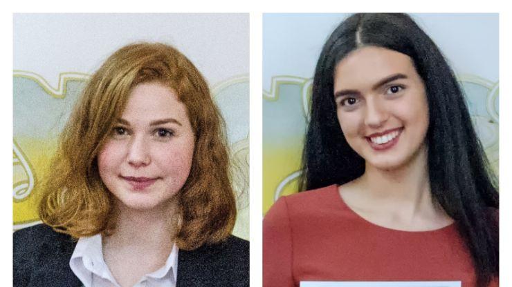 Careiencele Miruna Todea și Somogyi Alexandra, premiate de Fundația Say-Yes