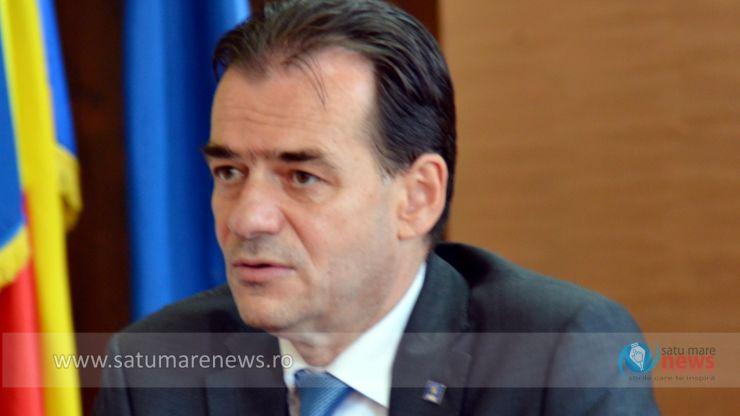 Ludovic Orban a anunţat când schimbă prefecţii şi directorii puşi de PSD