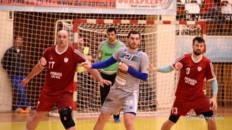 Handbal | O nouă înfrângere pentru CSM Satu Mare