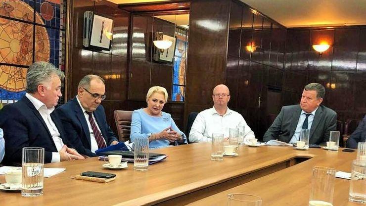 Primarul Kereskényi s-a întâlnit cu Viorica Dăncilă. Ce i-a cerut Kereskenyi premierului Dăncilă