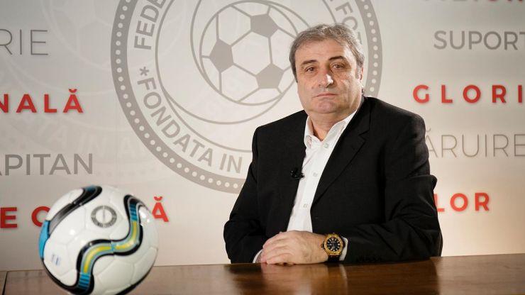 Mihai Stoichiță, noul director tehnic al FRF