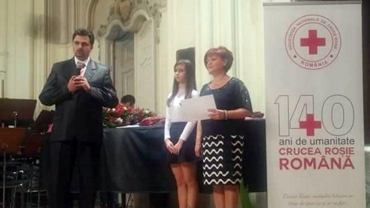 Preotul dr. Cristian Boloş este noul președinte al Crucii Roșii, filiala Satu Mare