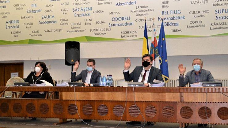 A fost votat bugetul județului Satu Mare pentru anul 2021