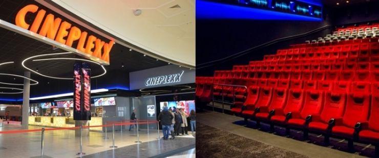 Azi se deschide cinematograful din mall-ul Shopping City Satu Mare