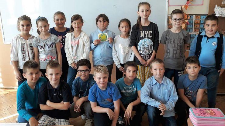 """Elevii școlilor """"Bălcescu-Petofi"""" și """"Octavian Goga"""", implicați în campania națională """"Oscar, șarpele hoinar"""""""