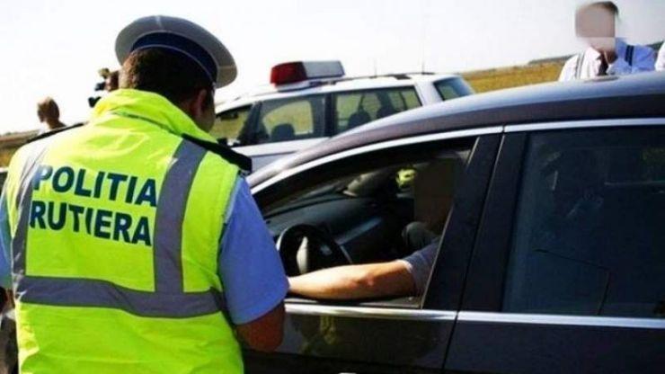 Șoferi prinși în trafic, băuți la volan, fără permis de conducere sau cu permisul suspendat