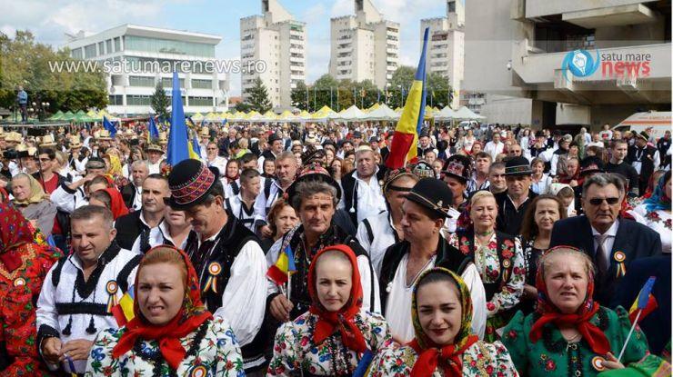"""""""Satu Mare pentru Centenar"""" - manifestare românească de excepție organizată de Asociația """"Uniți pentru Satu Mare"""""""