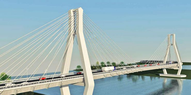 Primăria Satu Mare vrea să demareze în primăvară licitația pentru cel de-al treilea pod