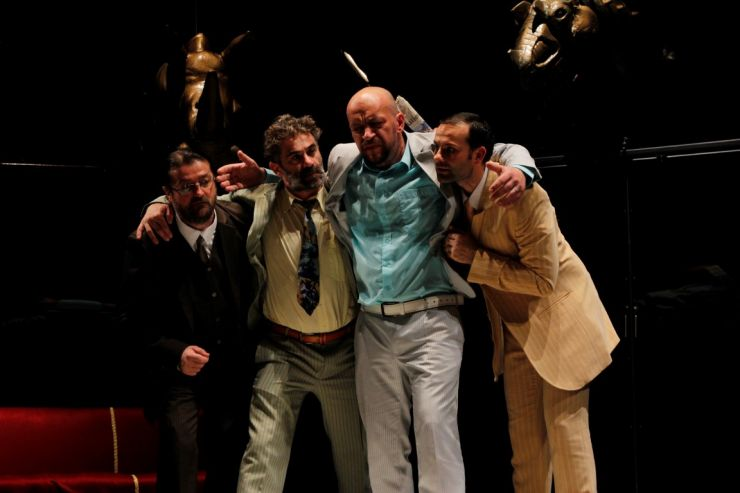 Final de lună cu patru spectacole la Teatrul de Nord