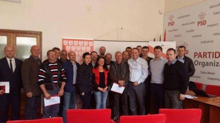 Training în administrație publică pentru aleșii locali PSD aflați la primul mandat
