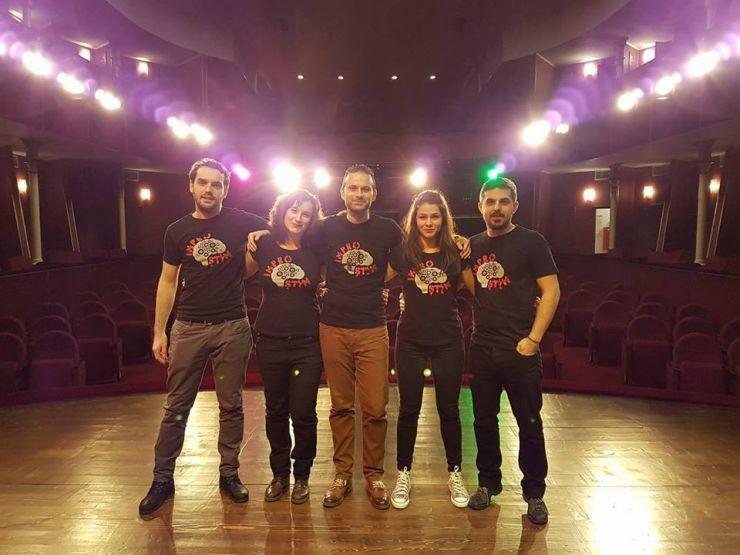 Teatru | Un spectacol improvizat cu ImproȘtim