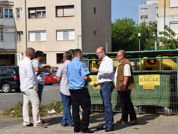 Problema gestionării deșeurilor este una stringentă în municipiul Satu Mare
