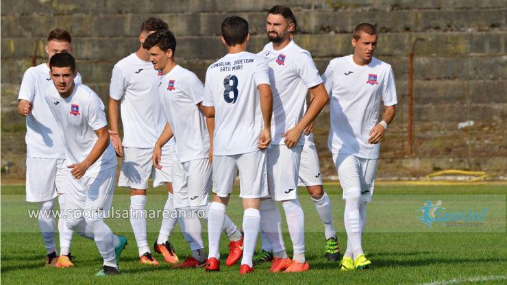 Liga 3 | Remiză albă pentru Unirea Tășnad în primul meci al sezonului