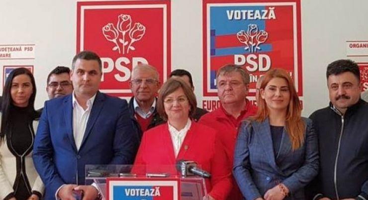 PSD Satu Mare cheamă partidele din opoziție la semnarea Pactului național pentru bunăstarea românilor