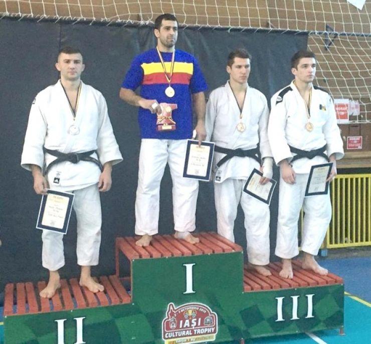 Judo. Un titlu național și unul de vicecampion pentru CSM Satu Mare, la Campionatul Național