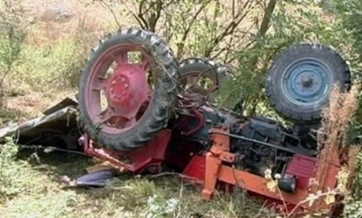Accident mortal în Turț