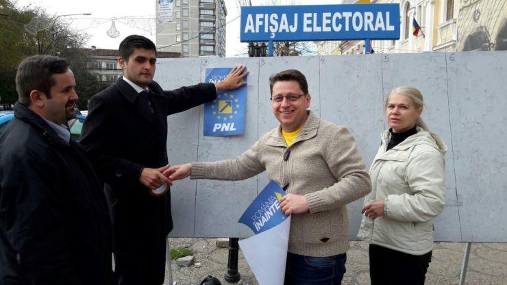 PNL: Start de campanie cu Cioloș la Satu Mare