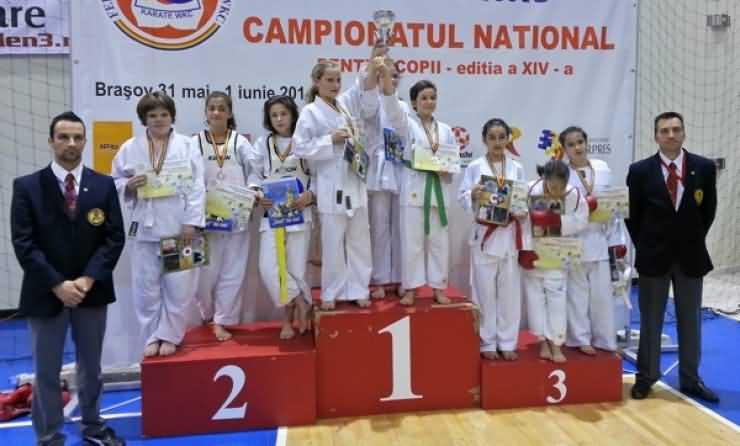 Evoluţie foarte bună pentru karateka de la CSM Satu Mare la Campionatul European din Belgia