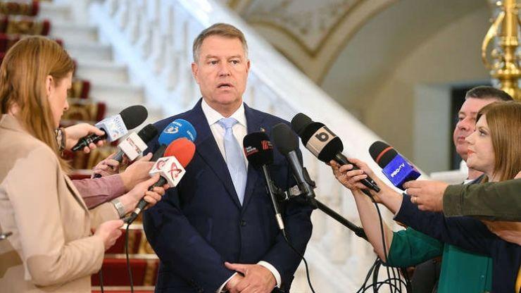 Președintele Klaus Iohannis a decis întrebările pentru referendum