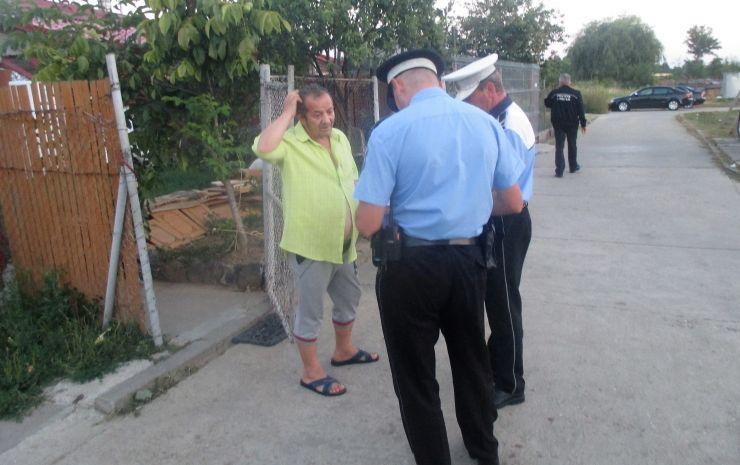 Razii de amploare în zona Unio. 115 persoane, verificate de polițiști