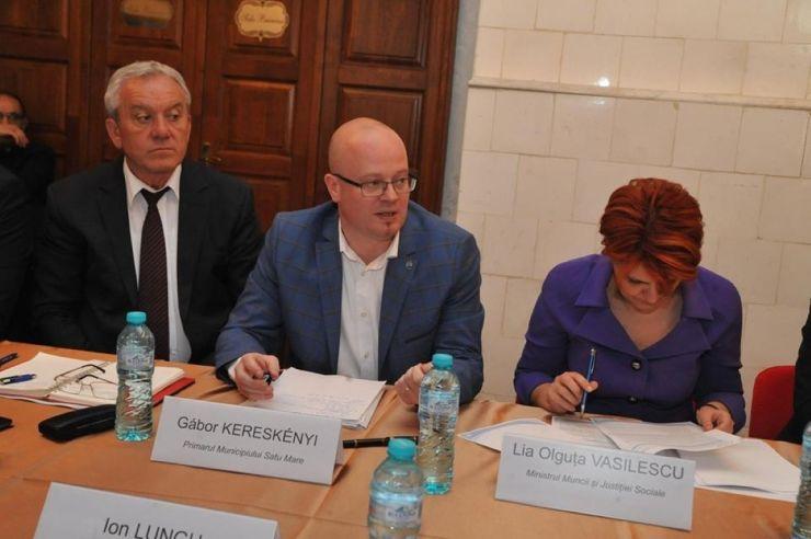 Primarul Kereskényi Gábor cere eliminarea taxei de mediu pentru depozitarea deșeurilor