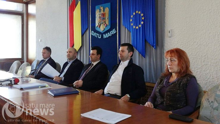 Parlamentarii de Satu Mare își primesc, azi, oficial, mandatele