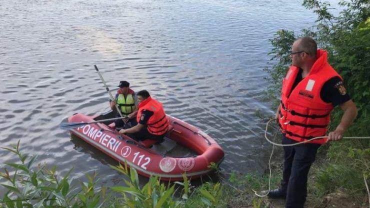 Trupul copilului înecat în râul Someș a fost găsit