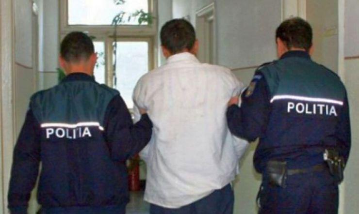 Bărbat, de 27 de ani, condamnat pentru tâlhărie, reținut de polițiștii sătmăreni