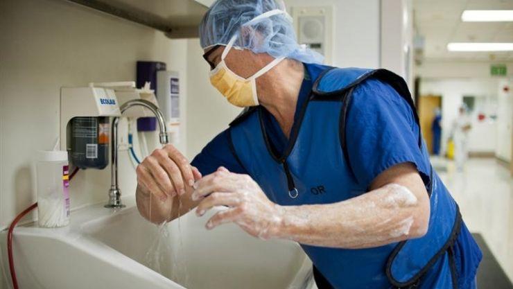 Campanie de conștientizare a importanței igienei mâinilor în prevenirea infecțiilor