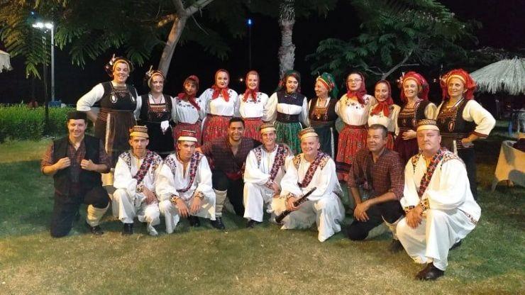 """Ansamblul """"Doruri sătmărene"""", prezent la Festivalul Internațional de Folclor din Egipt"""